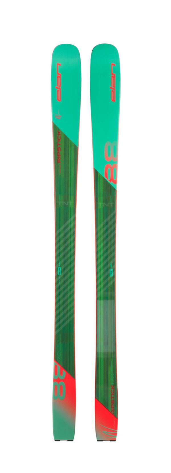 Elan Ripstick 88W Women's Skis (Flat) 2019-20 at Northern Ski Works