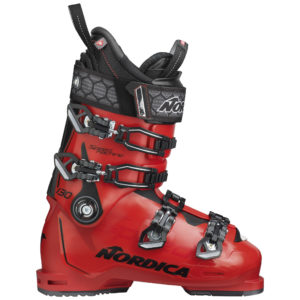 Nordica SpeedMachine 130 Ski Boots 2019-20 at Northern Ski Works
