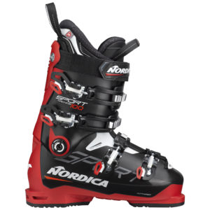 Nordica SportMachine 100 Ski Boots 2019-20 at Northern Ski Works