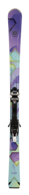 Volkl Flair 81 Carbon Women's Skis w/ IPT WR XL 11 TCX GW Bindings 2019-20 at Northern Ski Works