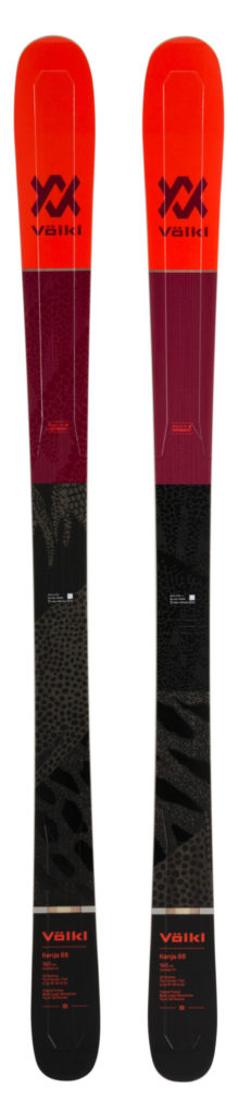 Volkl Kenja 88 Women's Skis (Flat) 2019-20 at Northern Ski Works