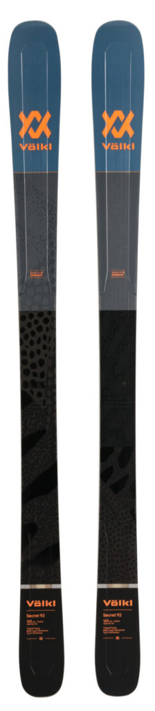 Volkl Secret 92 Women's Skis (Flat) 2019-20 at Northern Ski Works