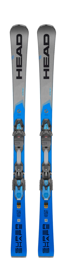 Head Supershape i.Titan Skis with PRD 12 GW Bindings 2019-20 at Northern Ski Works