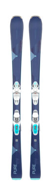 Head Pure Joy Women's Skis with Joy 9 GW Bindings 2019-20 at Northern Ski Works