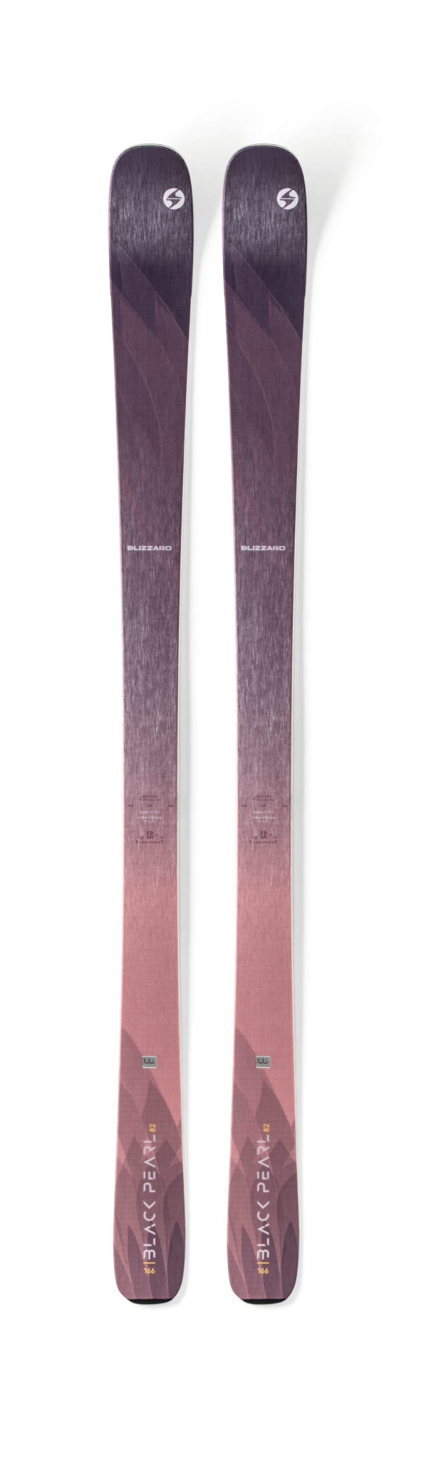 Blizzard Black Pearl 82 Skis (Flat) 2019-20 at Northern Ski Works