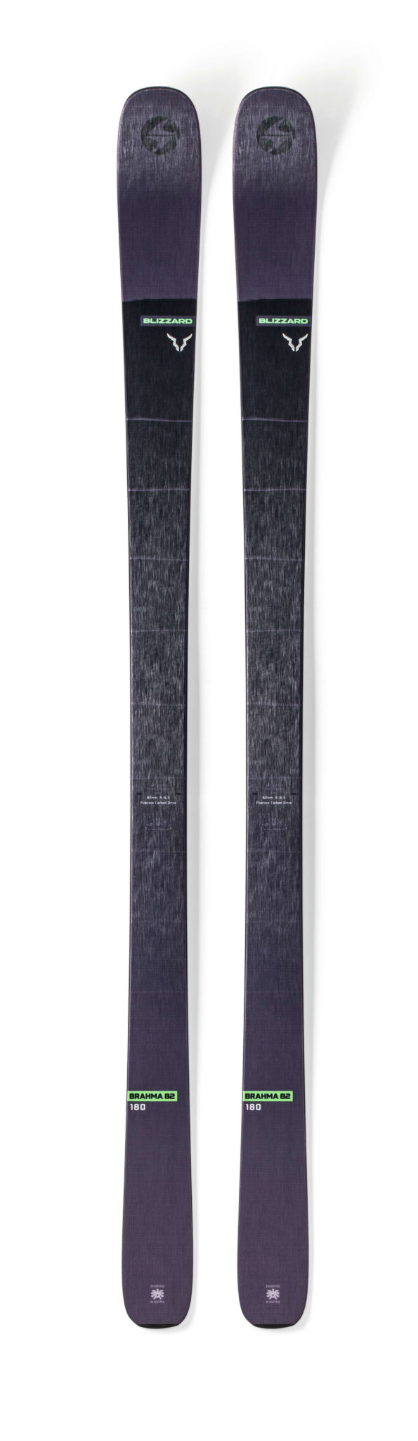 Blizzard Brahma 82 Skis (Flat) 2019-20 at Northern Ski Works