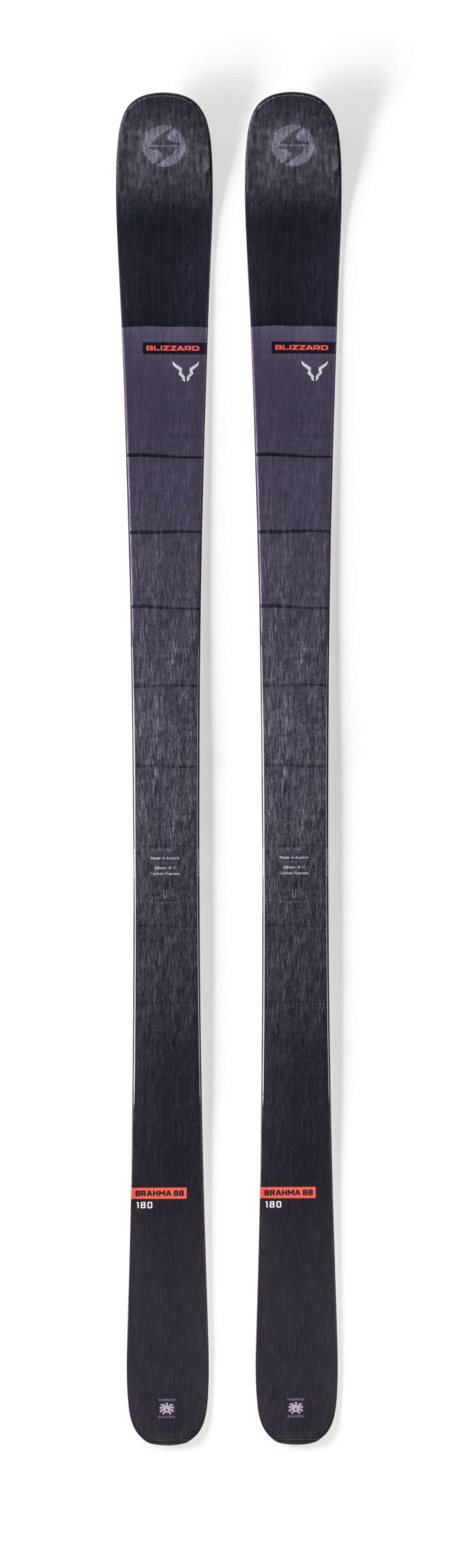 Blizzard Brahma 88 Skis (Flat) 2019-20 at Northern Ski Works