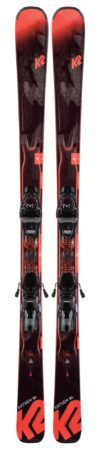 K2 Anthem 80 Women's Skis w/ ERC 11 TCX L Bindings 2019-20 at Northern Ski Works