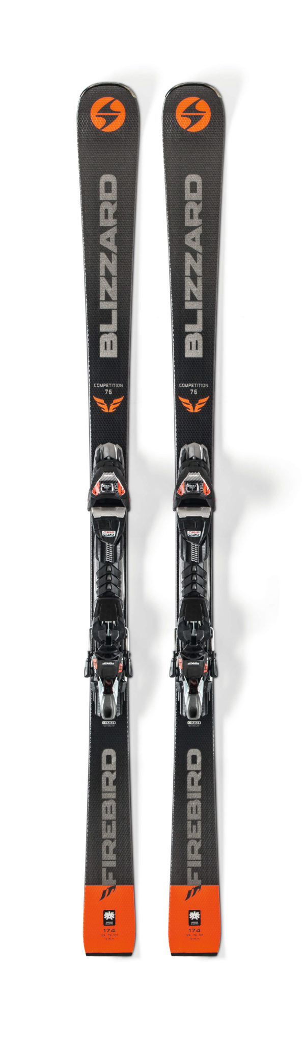 Blizzard Firebird Competition 76 Skis with TPX12 Bindings 2019-20 at Northern Ski Works