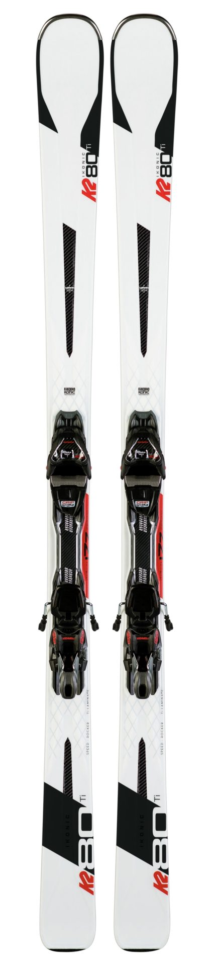 K2 Ikonic 80 Ti Skis w/ XCell 12 TCX L Bindings 2019-20 at Northern Ski Works 1