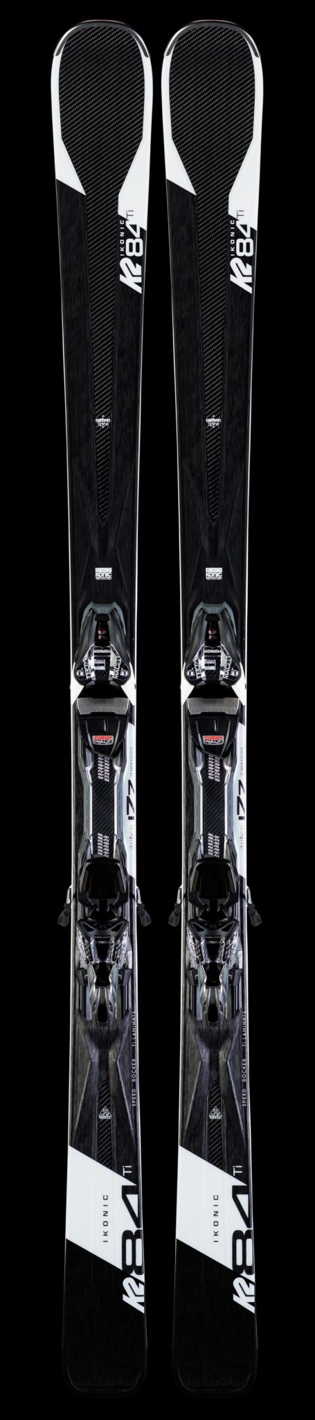 K2 Ikonic 84 Ti Skis w/ XCell 12 TCX Bindings 2019-20 at Northern Ski Works