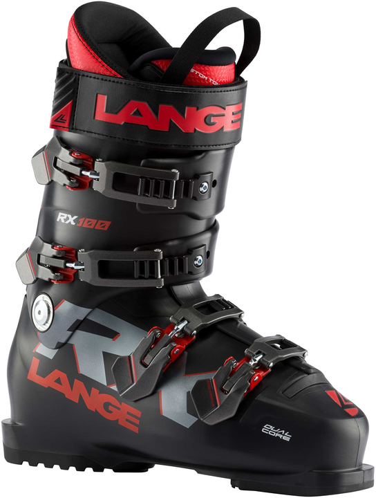 Lange RX 100 Ski Boots 2019-20 at Northern Ski Works