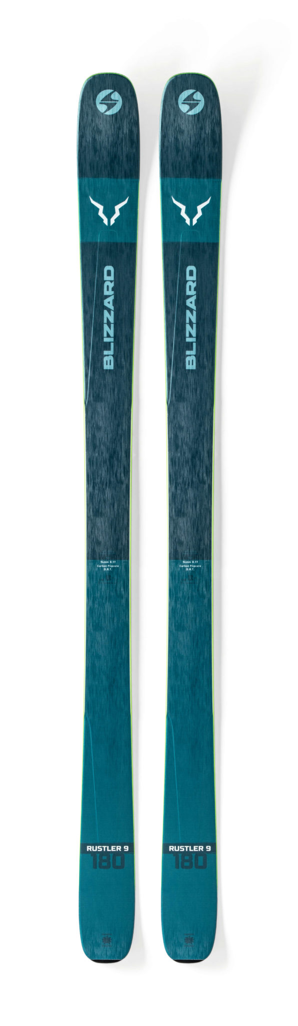 Blizzard Rustler 9 Skis (Flat) 2019-20 at Northern Ski Works