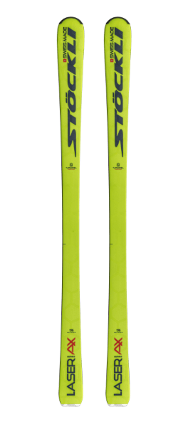 Stockli Laser AR Skis (Flat) 2019-20 at Northern Ski Works