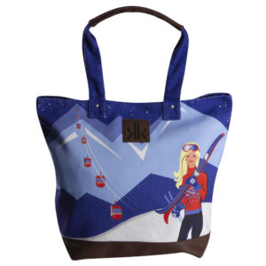 Krimson Klover Tote Bag 2019-20 at Northern Ski Works 1