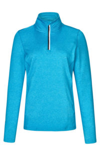 Killtec Women's Akima Function Shirt with Collar and Zipper 2019-20 at Northern Ski Works