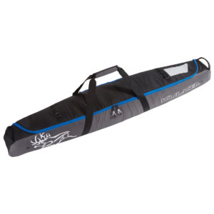 Kulkea Kantaja Ski Bag (190cm) - Black/Grey 2019-20 at Northern Ski Works