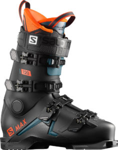 Salomon S/Max 120 Ski Boots 2019-20 at Northern Ski Works