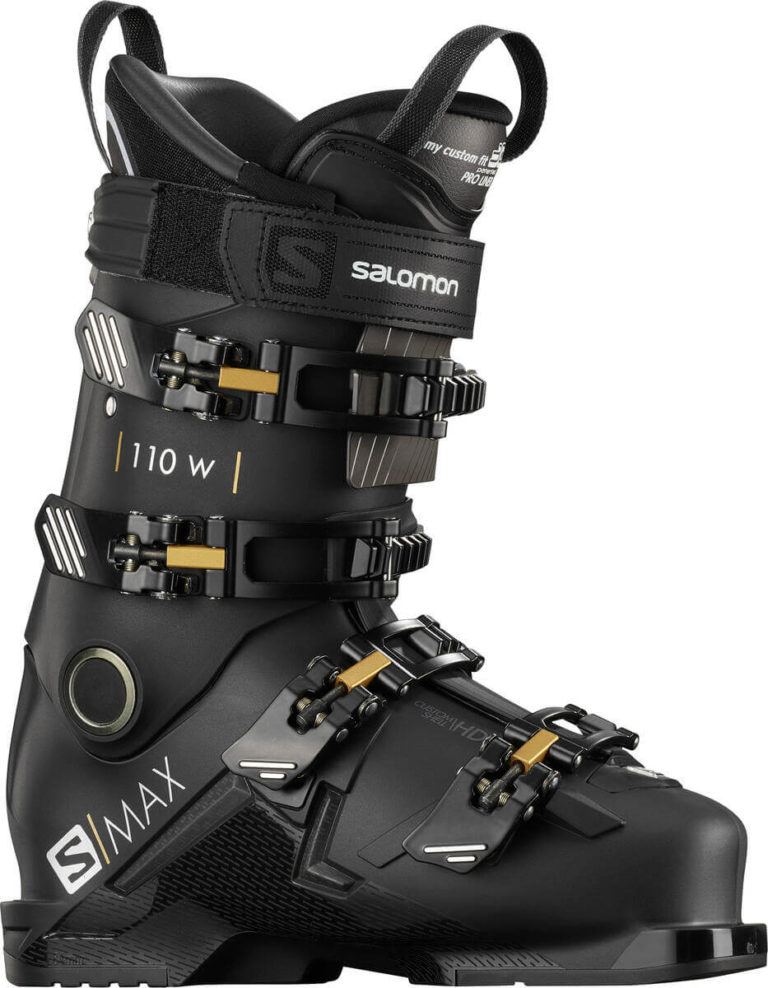 Salomon S/Max 110 W Women's Ski Boots 2019-20 at Northern Ski Works