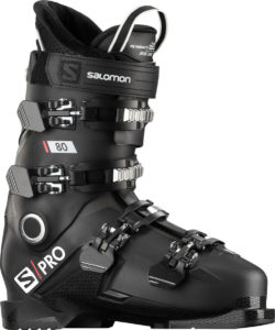 Salomon S/Pro 80 Ski Boots 2019-20 at Northern Ski Works
