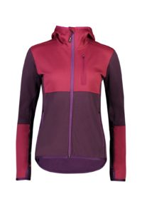 Mons Royale Women's Approach Tech Mid Hoody 2019-20 at Northern Ski Works