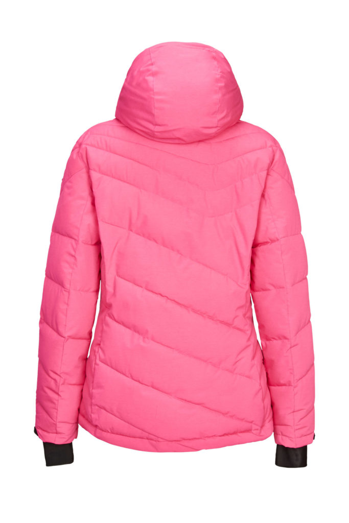 Killtec Women's Ocisa Jacket, Down-Look, Zip-Off Hood, Snowcatcher 2019-20 at Northern Ski Works 1