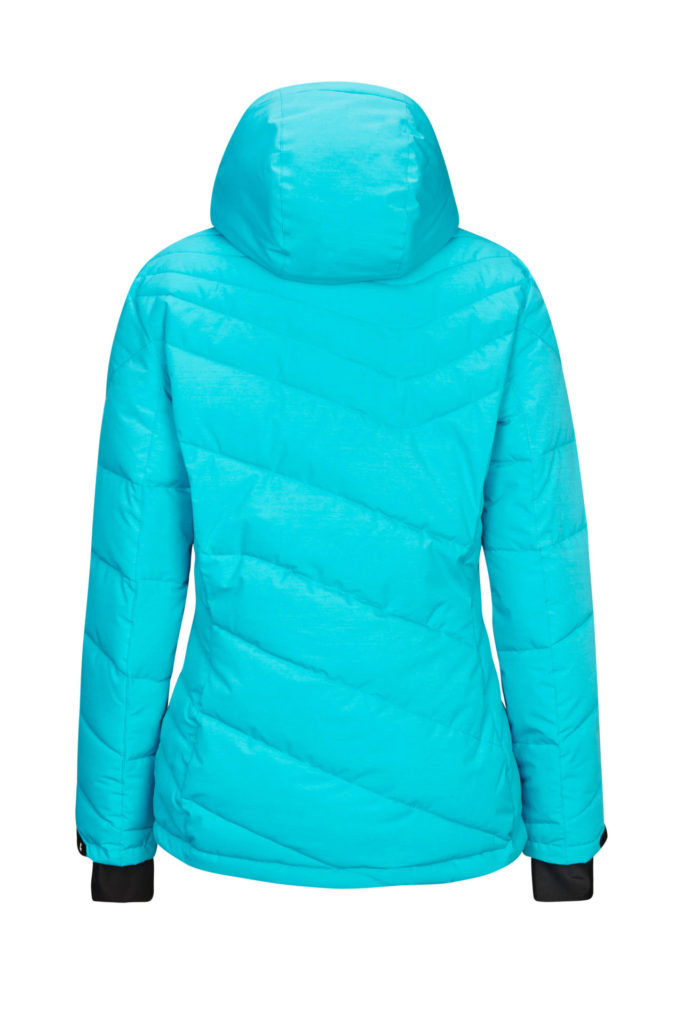 Killtec Women's Ocisa Jacket, Down-Look, Zip-Off Hood, Snowcatcher 2019-20 at Northern Ski Works 2