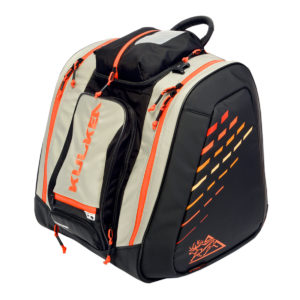 Kulkea Thermal Trekker Heated Boot Bag - Grey/Black/Orange 2019-20 at Northern Ski Works