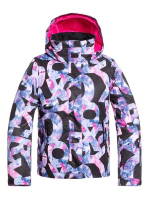 Roxy Girl's Jetty Snow Jacket 2019-20 at Northern Ski Works
