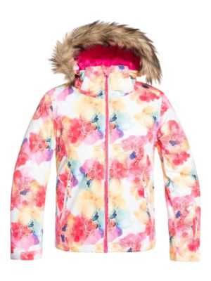 Roxy Girl's American Pie Snow Jacket 2019-20 at Northern Ski Works