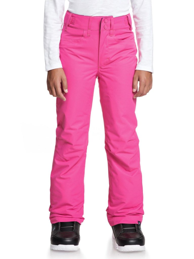 Roxy Girl's Backyard Snow Pants 2019-20 at Northern Ski Works 1