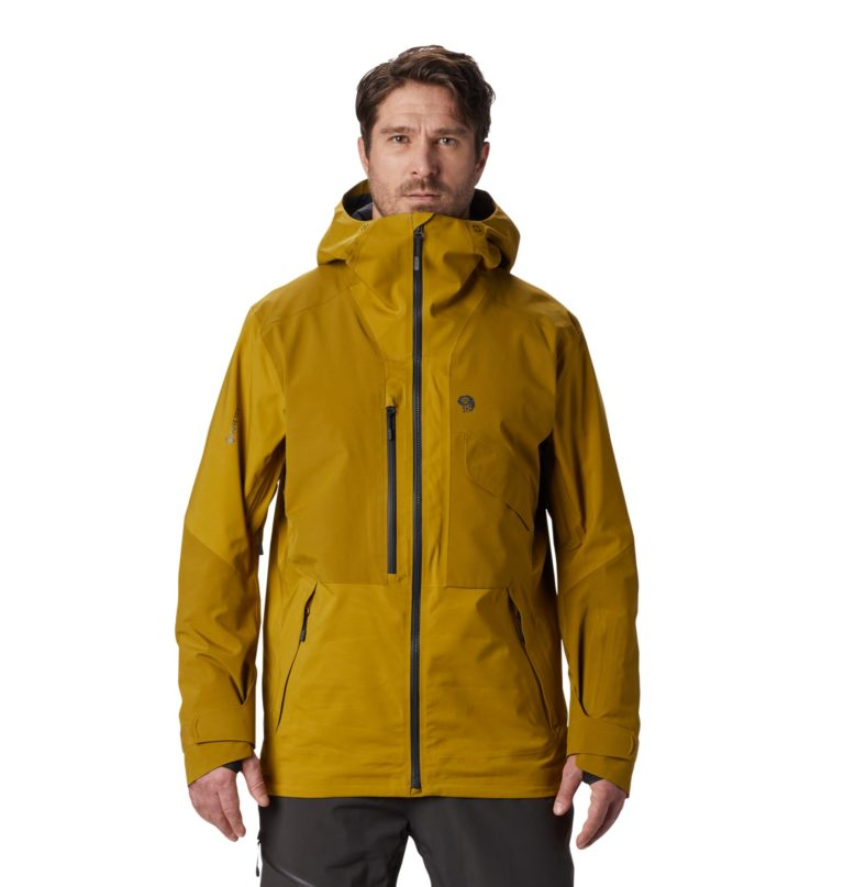Mountain Hardwear Men's Cloud Bank GTX Jacket 2019-20 at Northern Ski Works