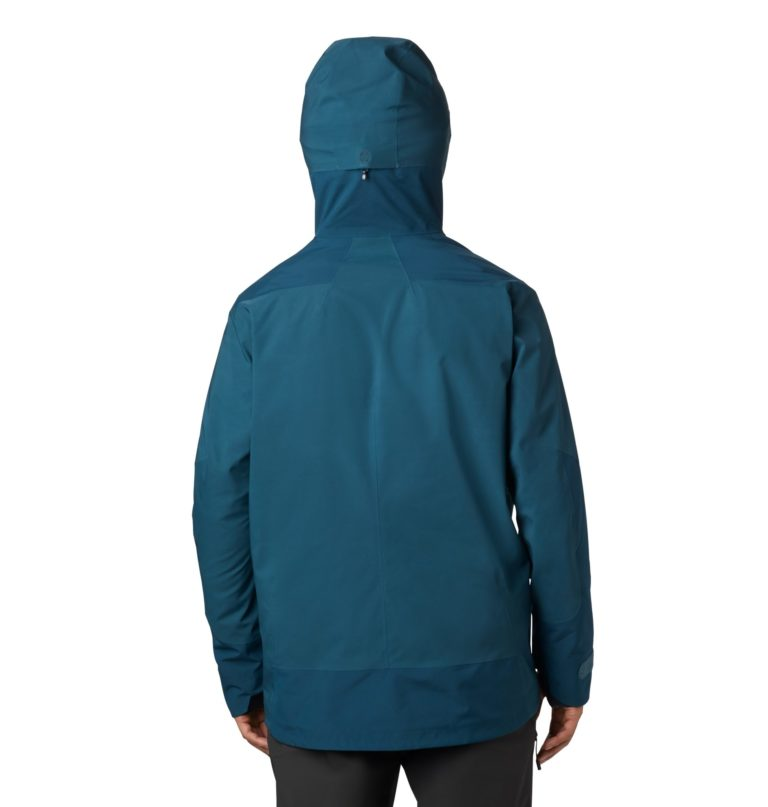 Mountain Hardwear Men's Cloud Bank GTX Jacket 2019-20 at Northern Ski Works 1