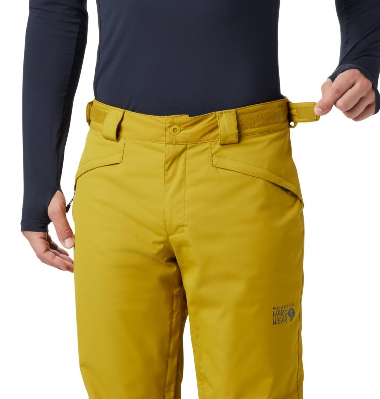 Mountain Hardwear Men's FireFall 2 Insulated Pants (Regular) 2019-20 at Northern Ski Works 2
