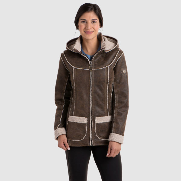 Kuhl Women's Dani Sherpa Jacket 2019-20 at Northern Ski Works