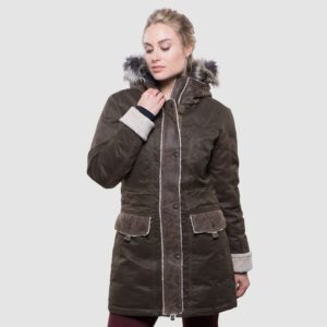 Kuhl Women's Arktik Down Parka 2019-20 at Northern Ski Works