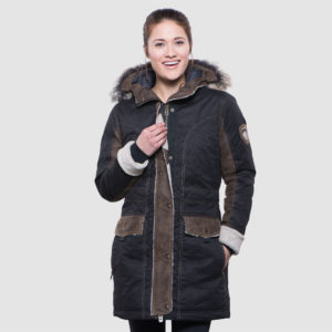 Kuhl Women's Arktik Down Parka 2019-20 at Northern Ski Works 1