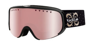Bolle Scarlett Goggles (Shiny Black Night/Vermillon Gun) 2019-20 at Northern Ski Works