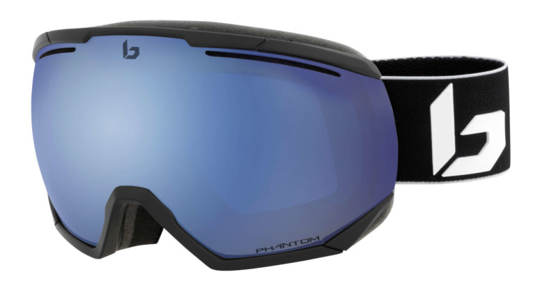 Bolle Northstar Goggles (Black Corp/Phantom+) 2019-20 at Northern Ski Works