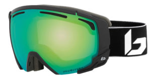 Bolle Supreme OTG Goggles (Matte Black Corp/Phantom Green Emerald) 2019-20 at Northern Ski Works