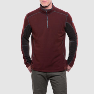 Kuhl Men's Revel 1/4 Zip Top 2019-20 at Northern Ski Works 1