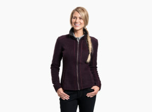Kuhl Women's Stella Full Zip 2019-20 at Northern Ski Works