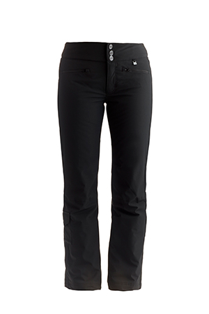 Nils Women's Addison 2.0 Ski Pants (Regular) - Black, 2 2019-20 at Northern Ski Works