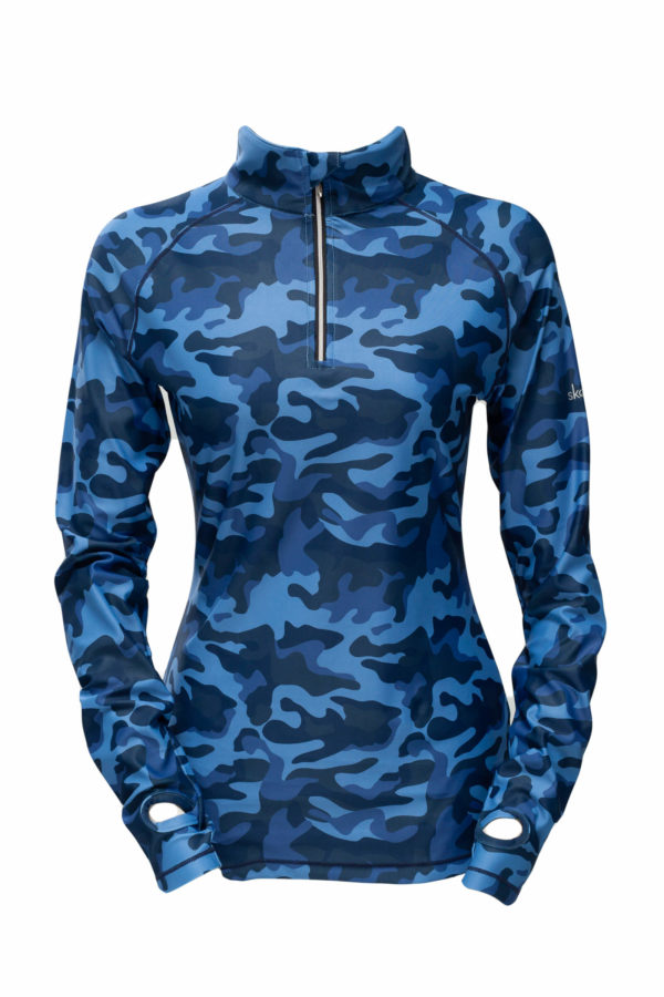 Skea Women's Andy Base Layer Top 2019-20 at Northern Ski Works