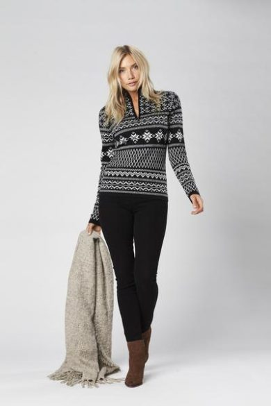 Meister Women's Grace Sweater 2020-21 at Northern Ski Works