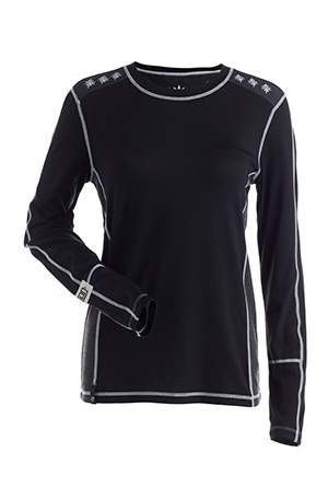 Nils's Women's Presley Body Zone 0 Base Layer Top 2019-20 at Northern Ski Works 2