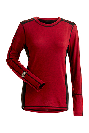 Nils's Women's Presley Body Zone 0 Base Layer Top 2019-20 at Northern Ski Works
