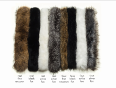 Skea Women's Additional Fur Accent 2020-21 at Northern Ski Works