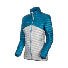 Mammut Women's Broad Peak Light IN Jacket - Highway/Sapphire, Small 2020-21 at Northern Ski Works