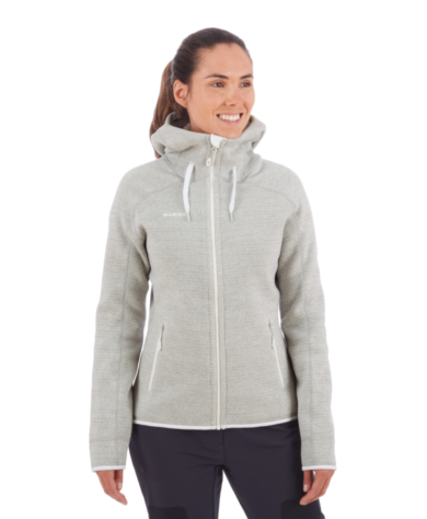 Mammut Women's Arctic ML Hooded Jacket 2020-21 at Northern Ski Works